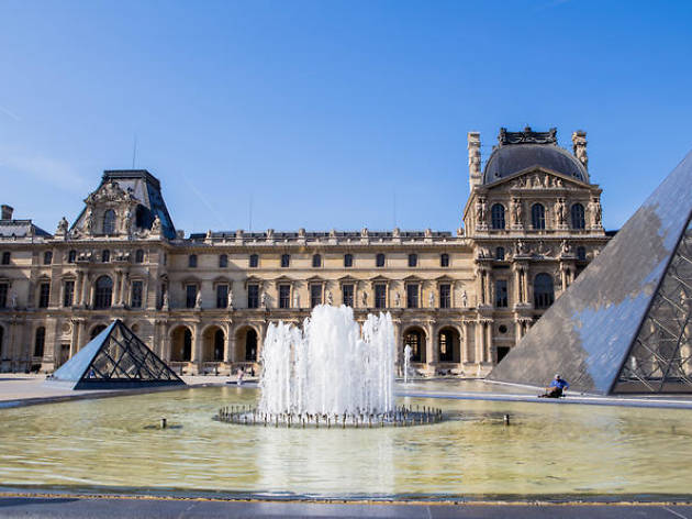 Louvre tours: Skip the Line Louvre Museum Walking Tour