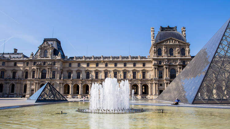 Louvre tours: Skip the Line Louvre Museum Walking Tour