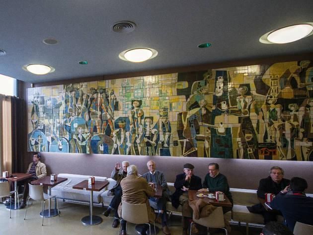Júlio Resende - O Café