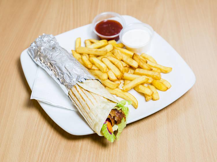Três sítios para comer kebabs