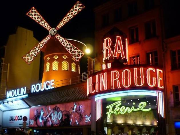 Moulin Rouge tickets