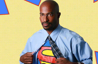 Van Jones wants you to get active