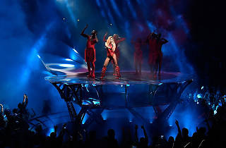 Lady Gaga brings her act to Vegas