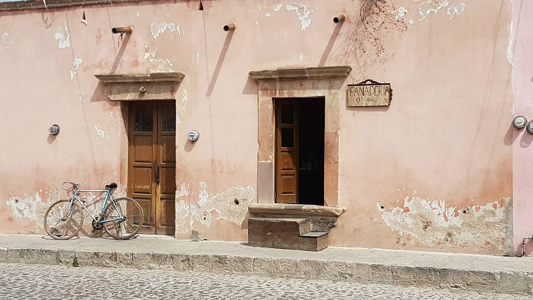 Mineral de Pozos Guanajuato