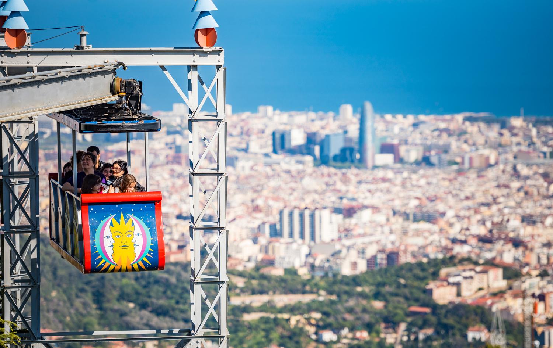 5 motius per fer el cim a Barcelona