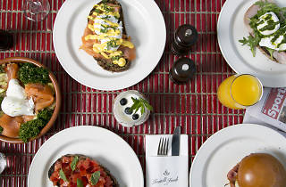 Fratelli Fresh breakfast NOBA