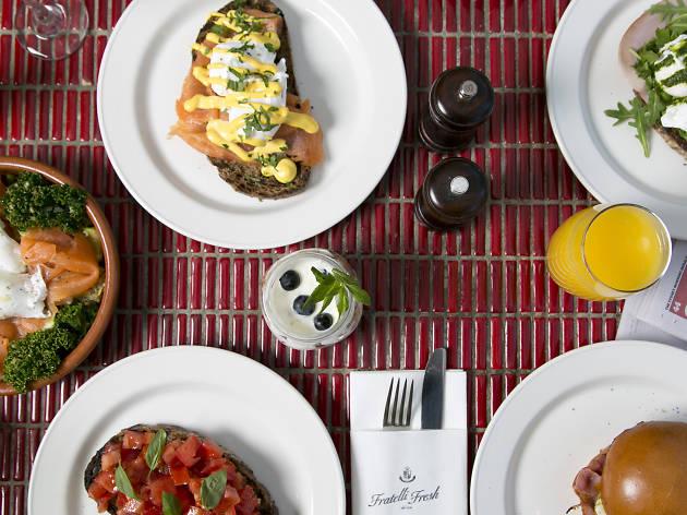 Fratelli Fresh breakfast NOBA