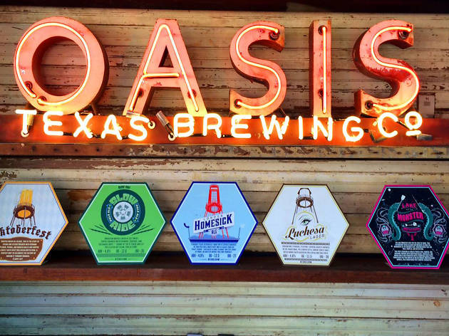 Oasis Texas Brewing Co.