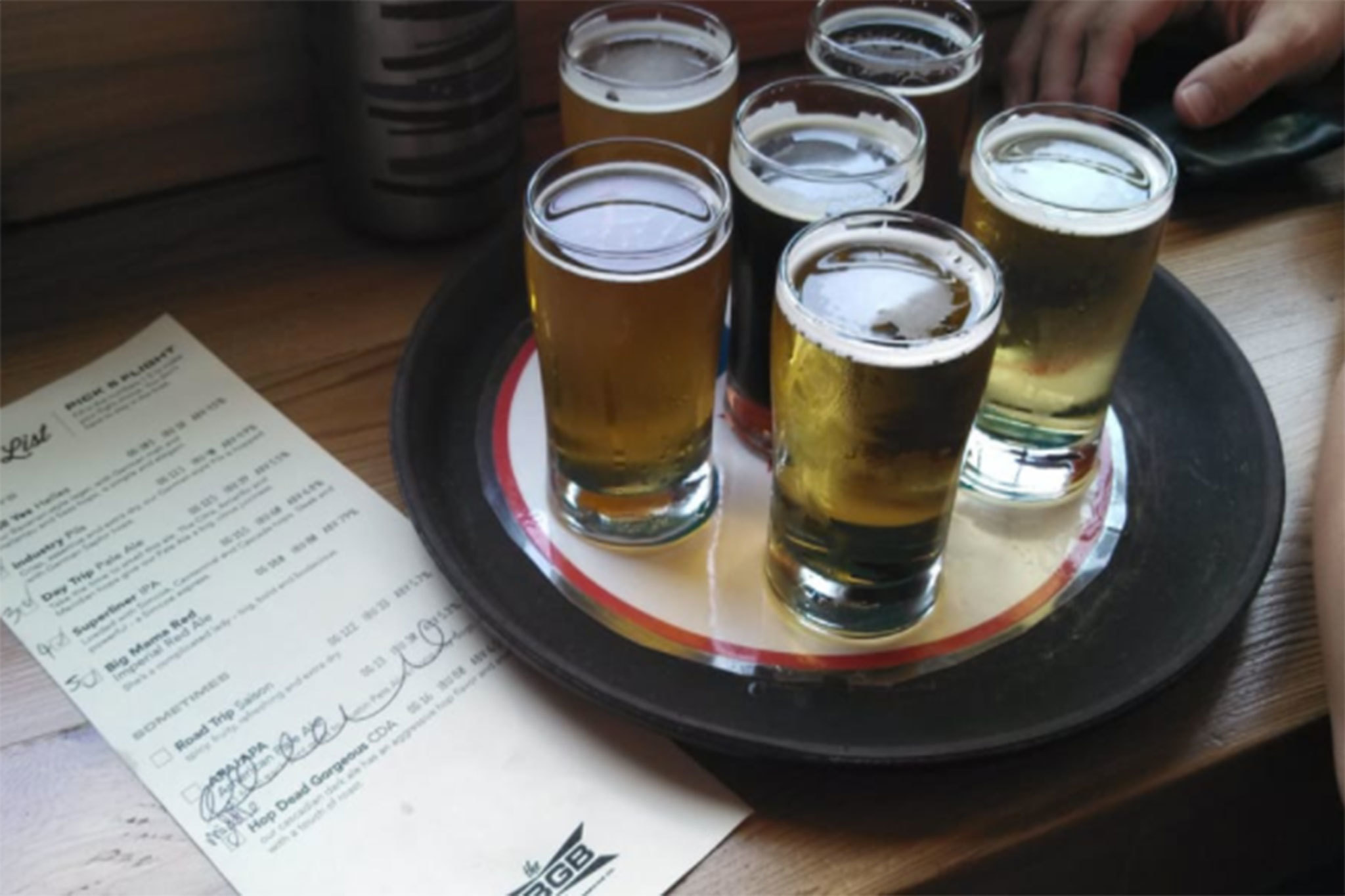 The Austin Beer Garden Brewing Company