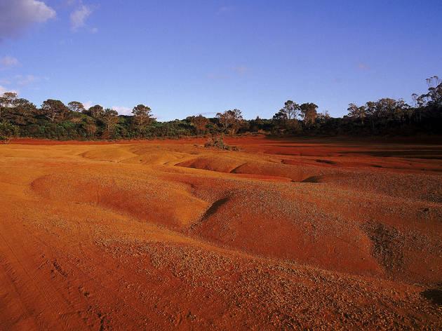 Deserto vermelho