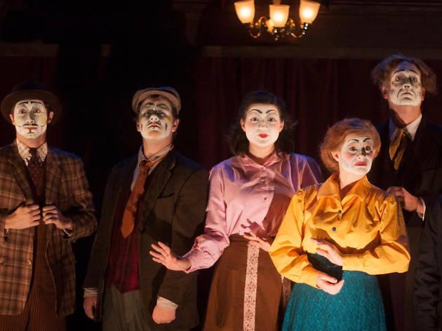 Inis Nua Theatre Company