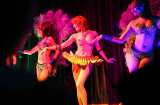 El Tucán and its flock of sultry performers lead Miami's cabaret revival