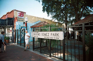 Maximo Gomez Park/Domino Park