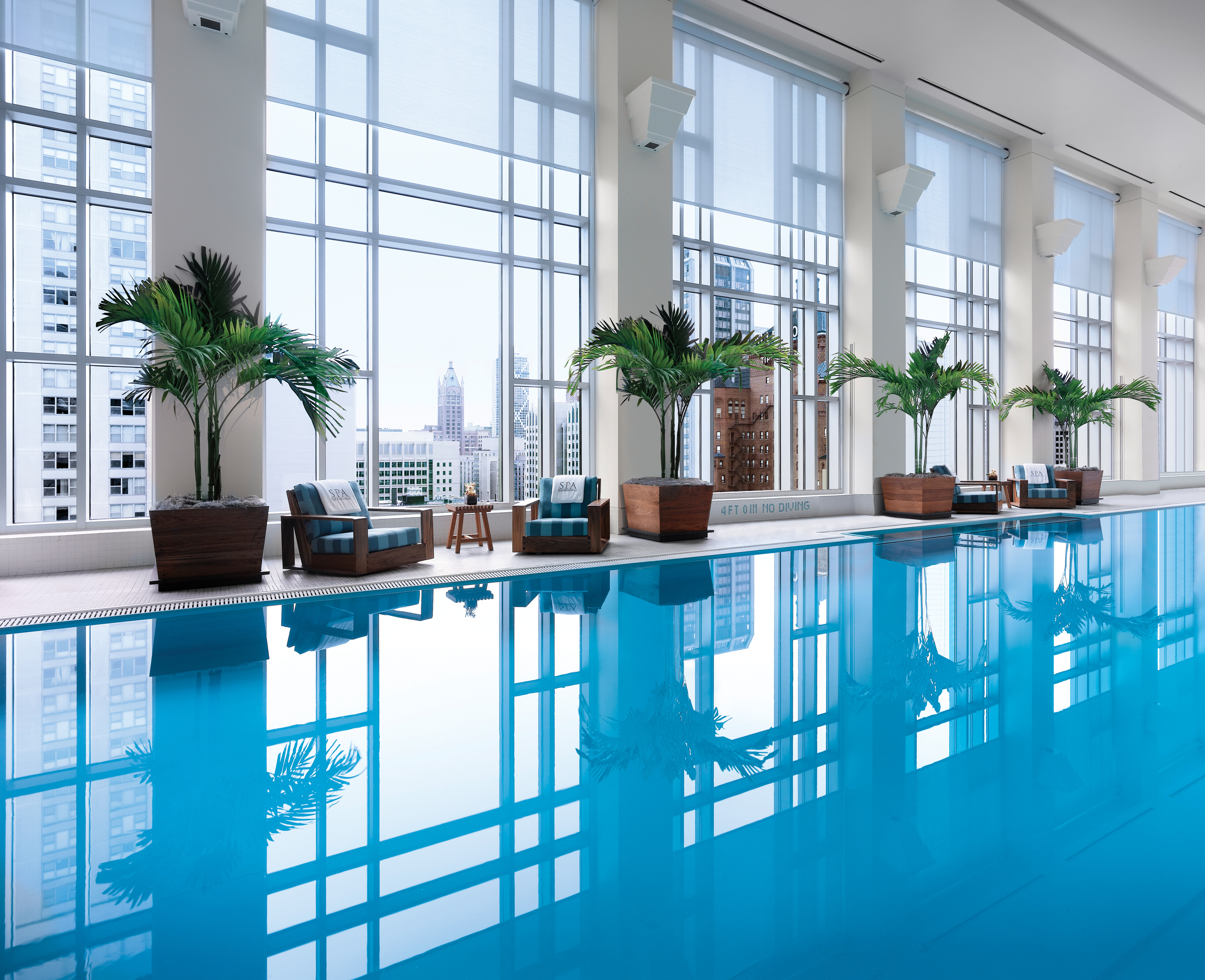 9 best spa hotels in chicago