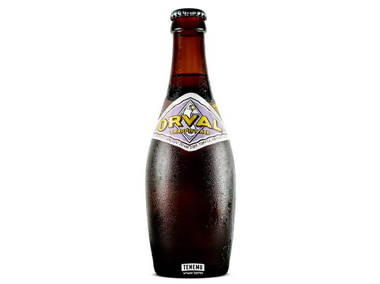 벨지안 페일에일(Belgian Pale Ale). 9000원대.