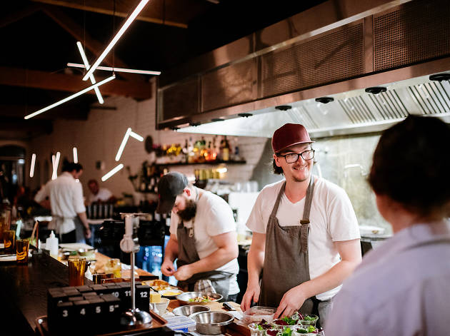 Culprit restaurant Auckland