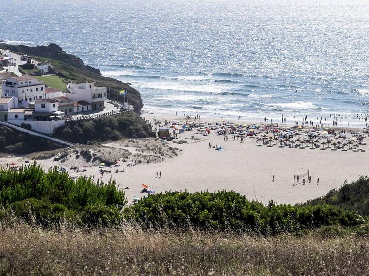 Praia das Adegas (Odeceixe)