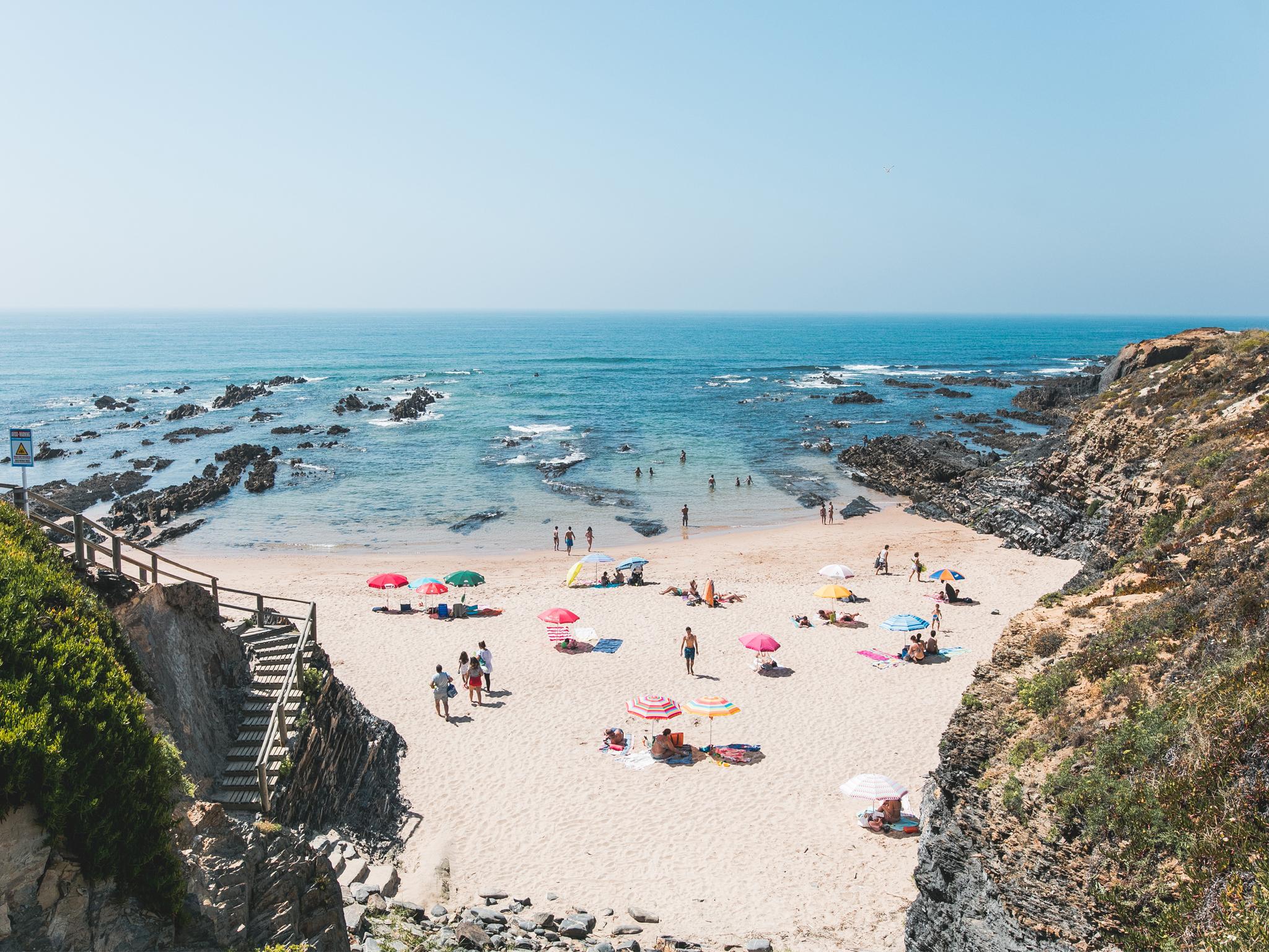 Praia de Nossa Senhora - Almograve