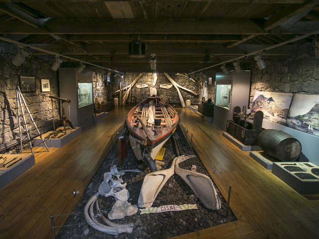 Whalers museum