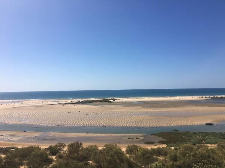 O melhor do Algarve