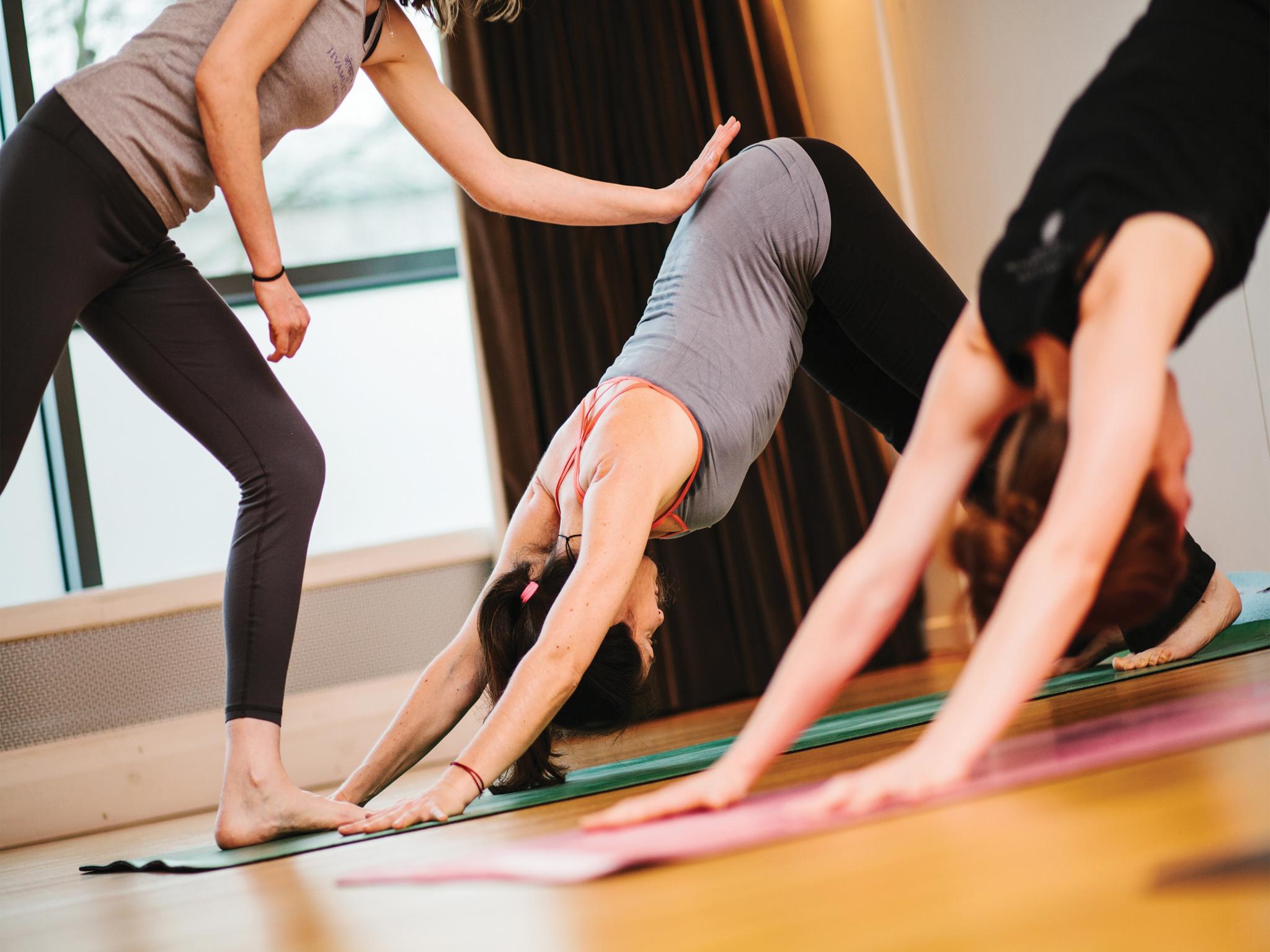 Sangyé Yoga School
