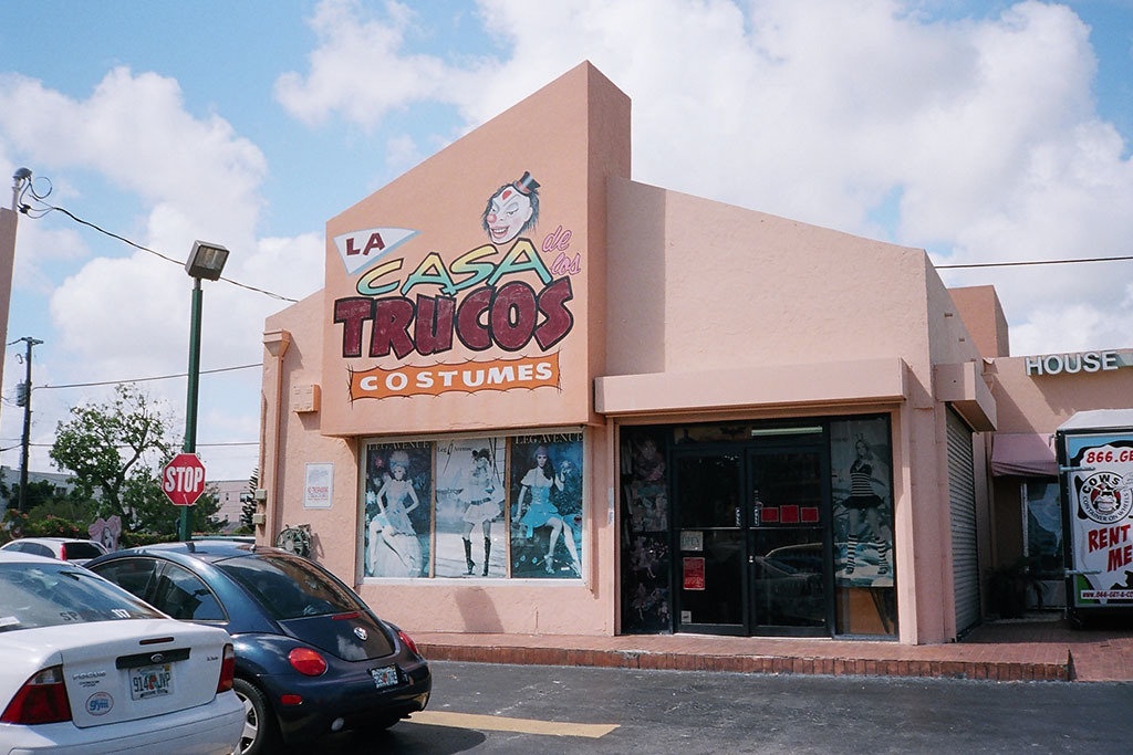 Go inside Miami's oldest costume shop