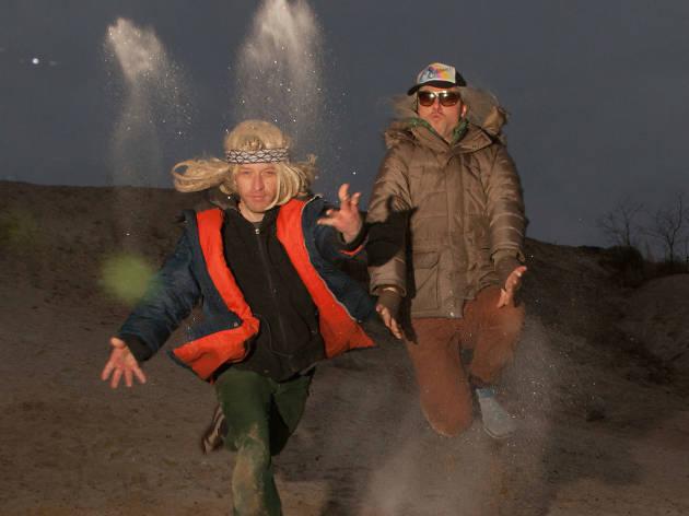Lightning Bolt, el dúo noise