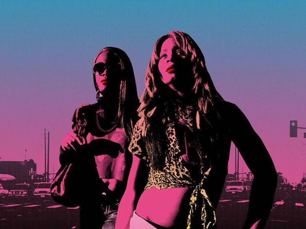 Tangerine, una película sobre chicas trans en Hollywood