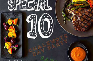 Special 10 at Elle Lokko