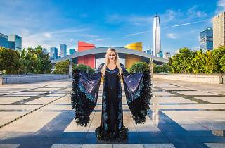 Charlotte Flair in Shenzhen