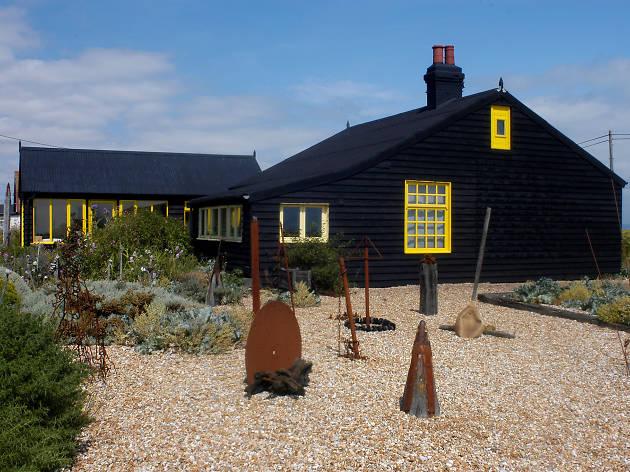 Derek Jarman's Cottage, Dungeness, Kent
