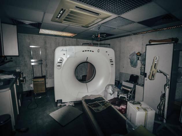 Defunct hospital