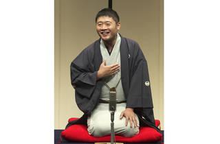 Rakugo in English with Shinoharu Tatekawa