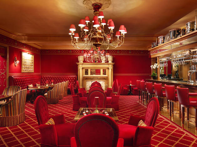 The Palace Lounge