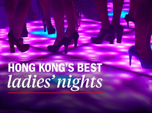 Hong Kong's best ladies' nights