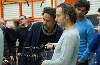 Alejandro González Iñárritu y Emmanuel Lubezki