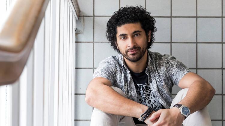 Actor-comedian-author Osamah Sami