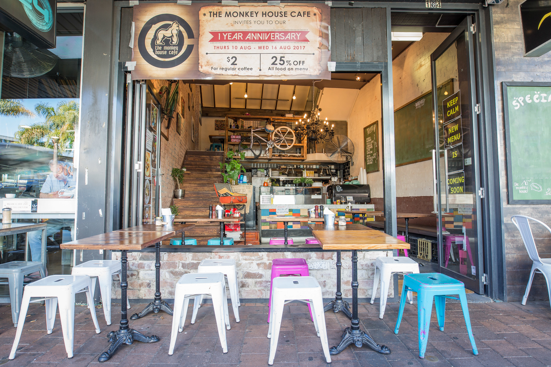 The Monkey House Café