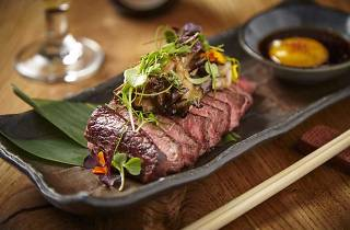 Asian inspired cuisine at Roka Akor SF