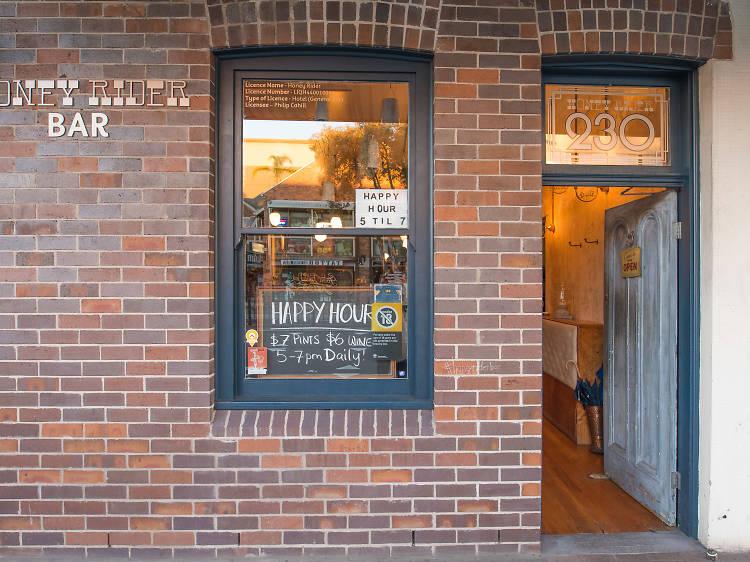 Honey Rider Bar and Brewery