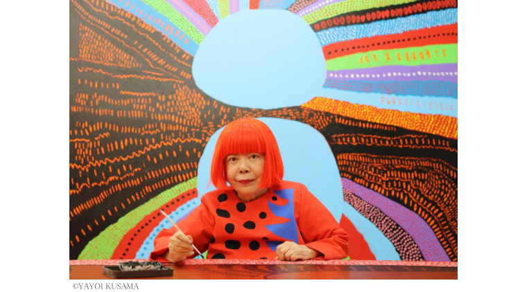 Yayoi Kusama: Creation is a Solitary Pursuit, Love is What Brings You Closer to Art