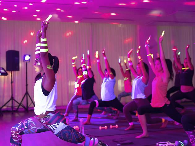 YogaBar Yoga Rave
