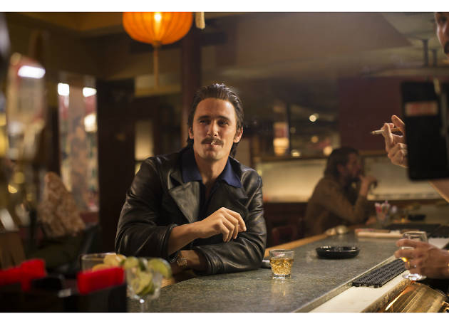Fotograma de la serie The Deuce