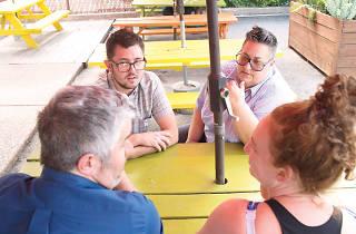 LGBTQ roundtable