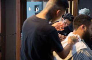 The Gentleman's Barbershop (Foto: Alejandra Carbajal)