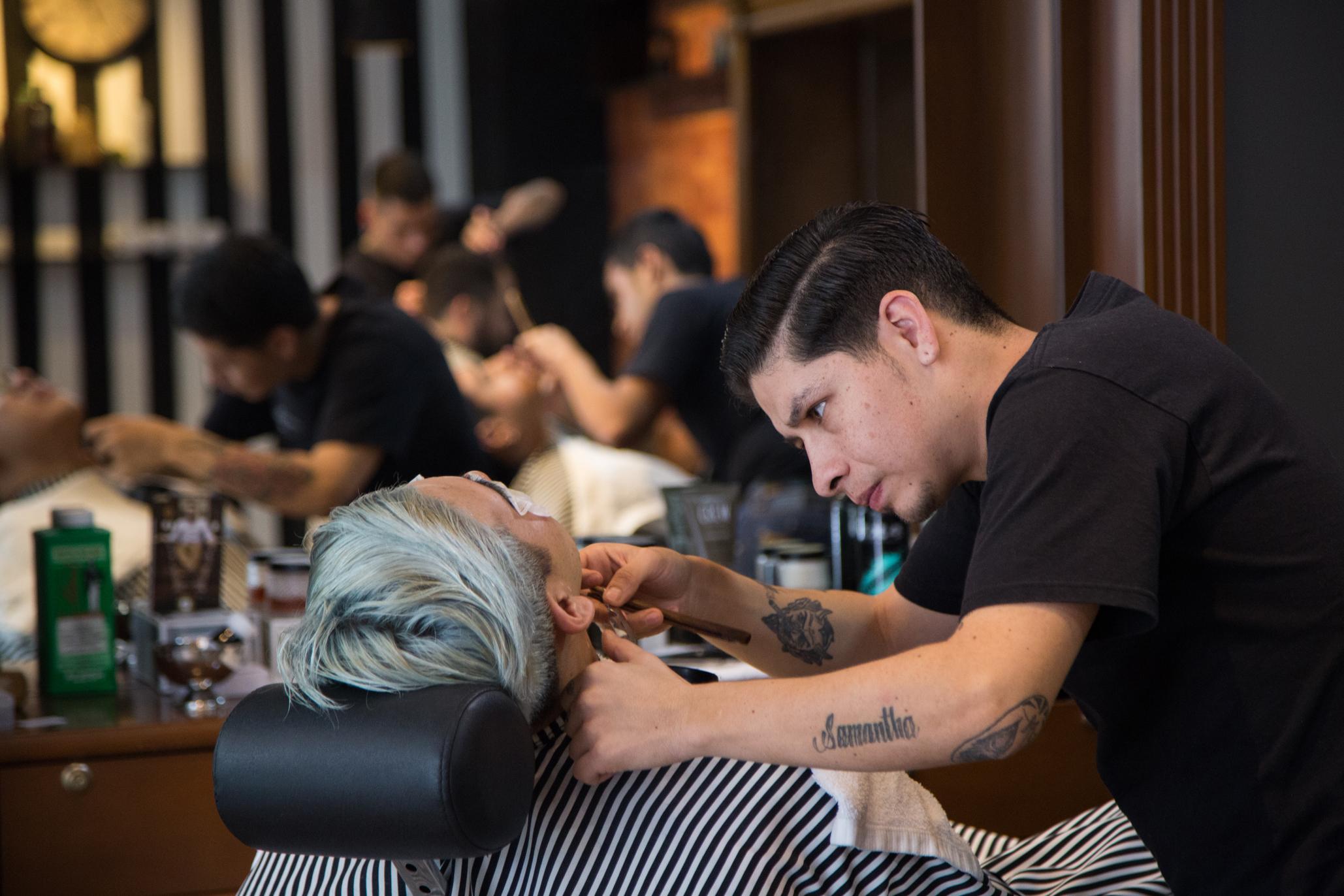 The Gentleman's Barbershop