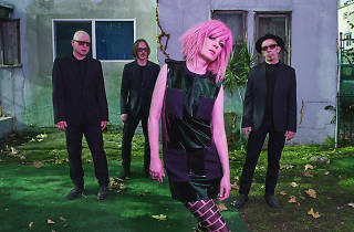 Garbage en Little Stranger Birds