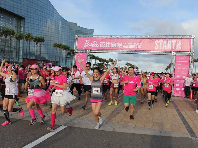 Barbie Run