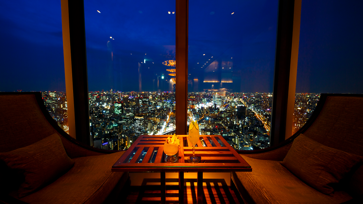 Oriental Lounge   Time Out Tokyo