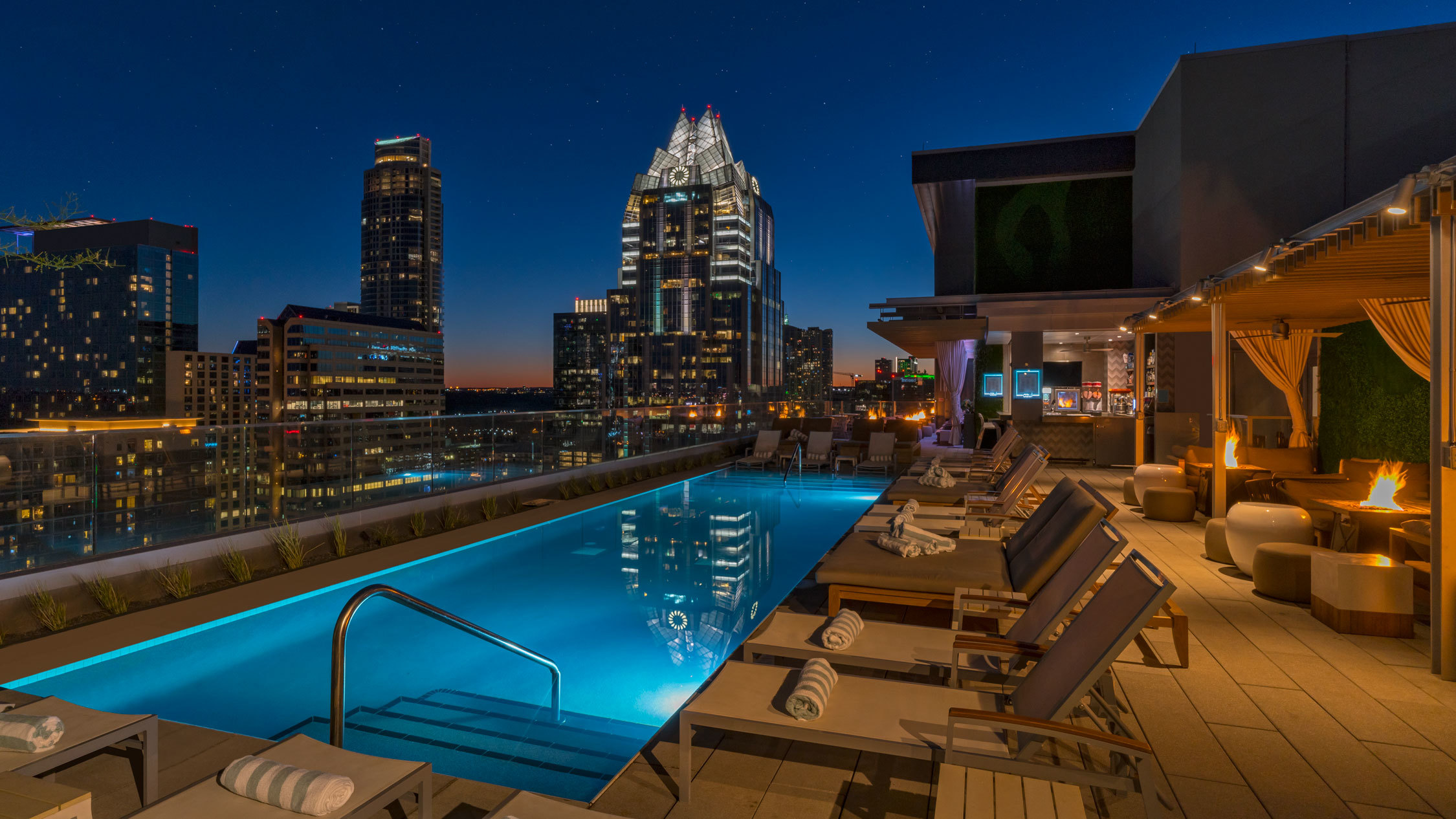 Westin Austin Downtown Rooftop